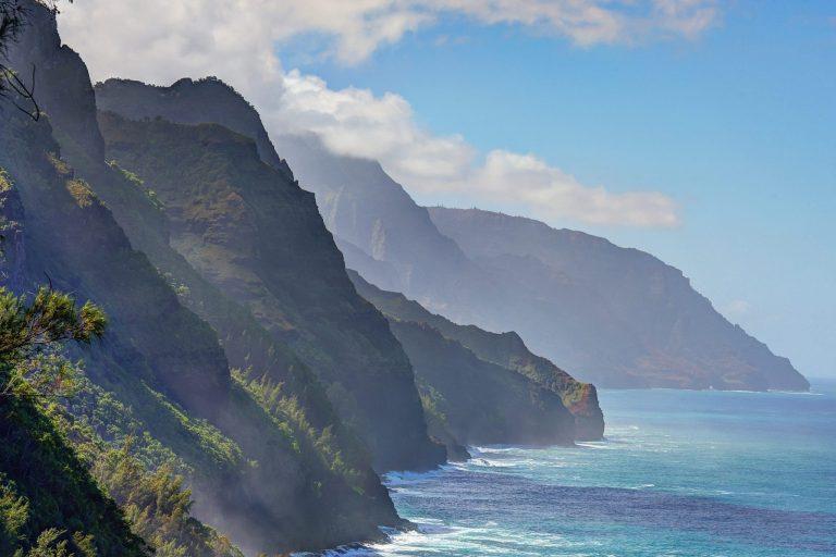 hawaii landscape photography kauai