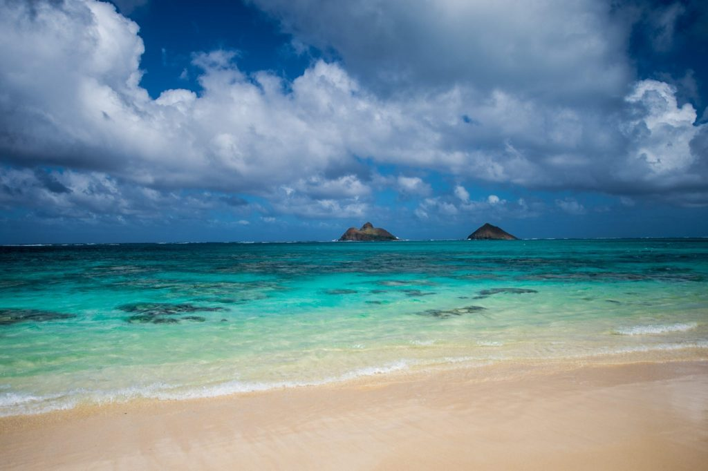 hawaii landscape photography oahu kailua mokes