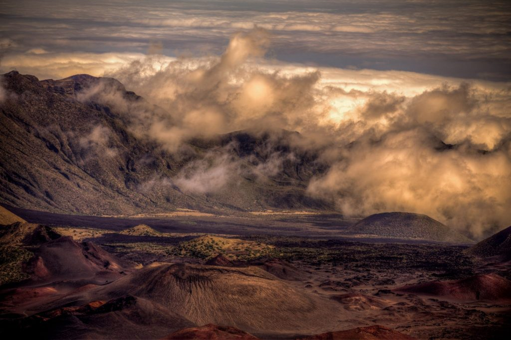 hawaii landscape photography haleakala