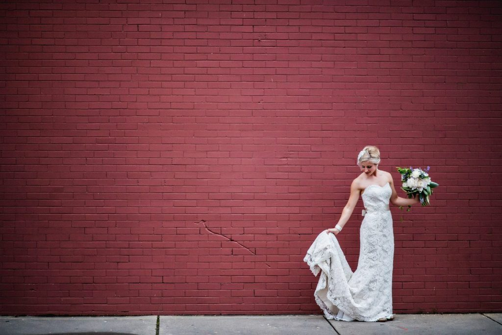 Hampton Roads wedding and bridal portrait photograph - Kristin