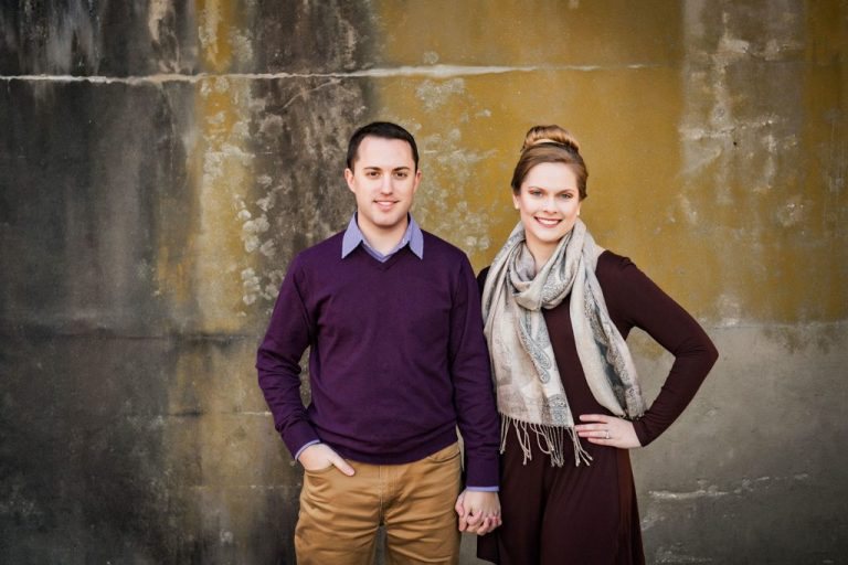 Fort Monroe Engagement Photograph - Nicole And Erik - Hampton Virginia