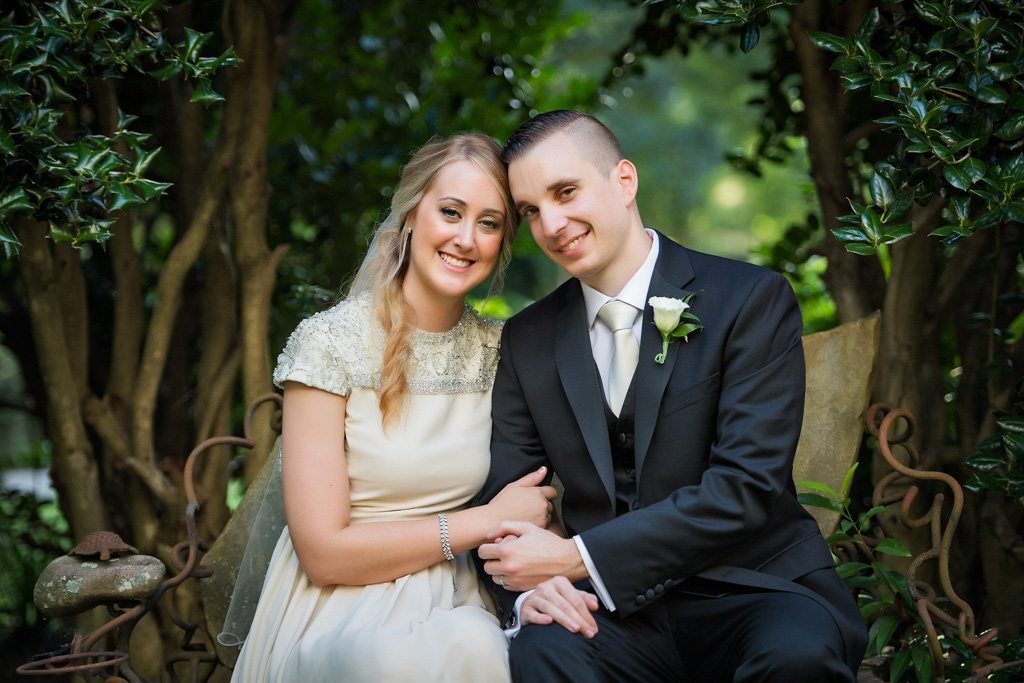 Raleigh North Carolina Wedding Photo Holly And John