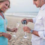 Virginia Beach Engagement Photograph - Kendall And Daniel