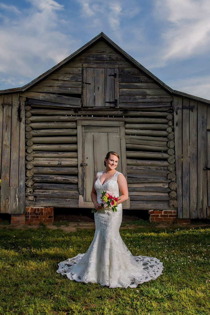 Hampton Roads Wedding Photograph - Bridal Portrait Session - Kelsie