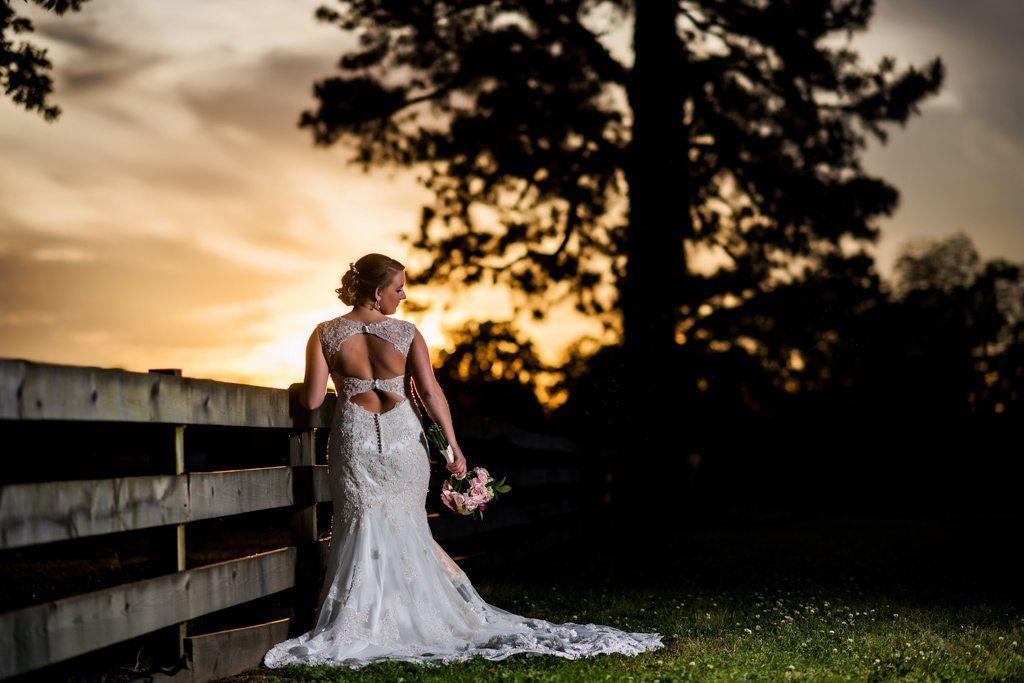 Hampton Roads Wedding Photograph - Bridal Portrait Session - Kelsie