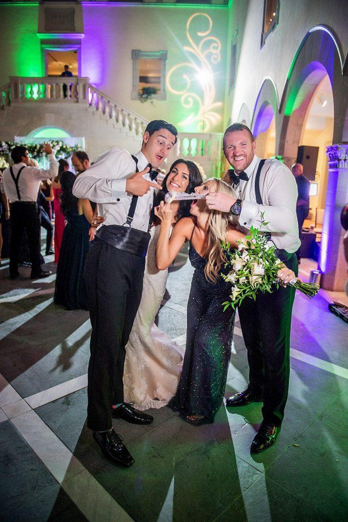 The Chrysler Museum wedding photograph - Samantha & Bob