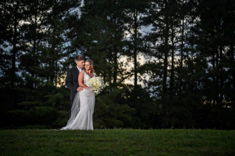 Emporia Virginia Wedding Photograph - Lacey And Mark
